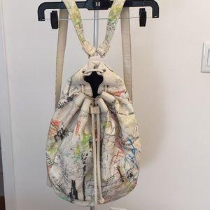 Alexander Wang Walker doodle backpack